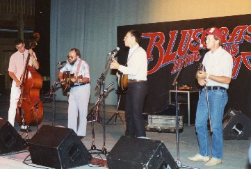 Bluegrass In the Hills 1991